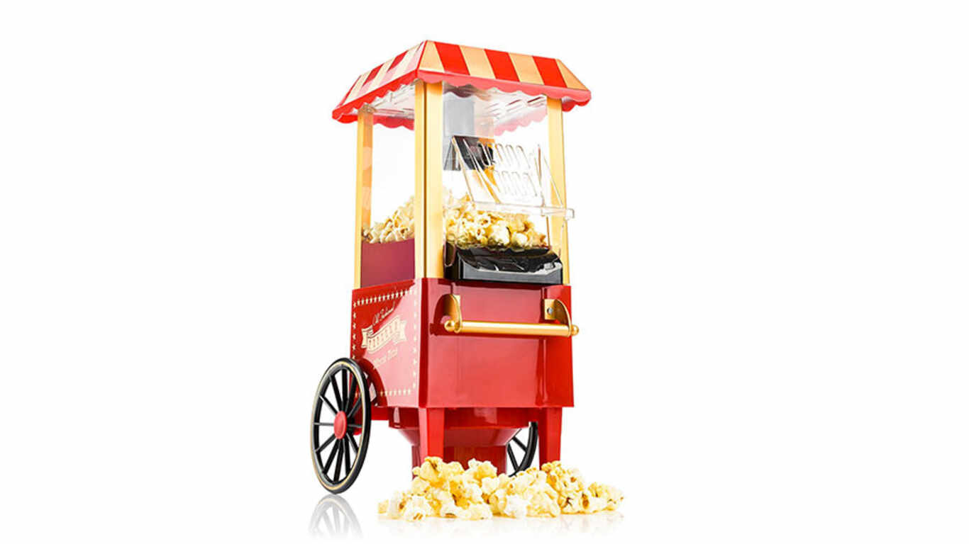 Machine à popcorn Gadgy GG0100