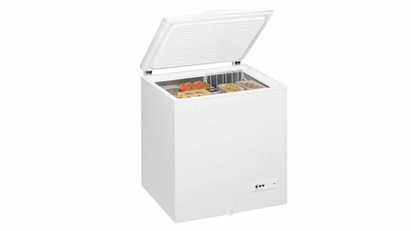 congelateur coffre whirlpool WHM2110