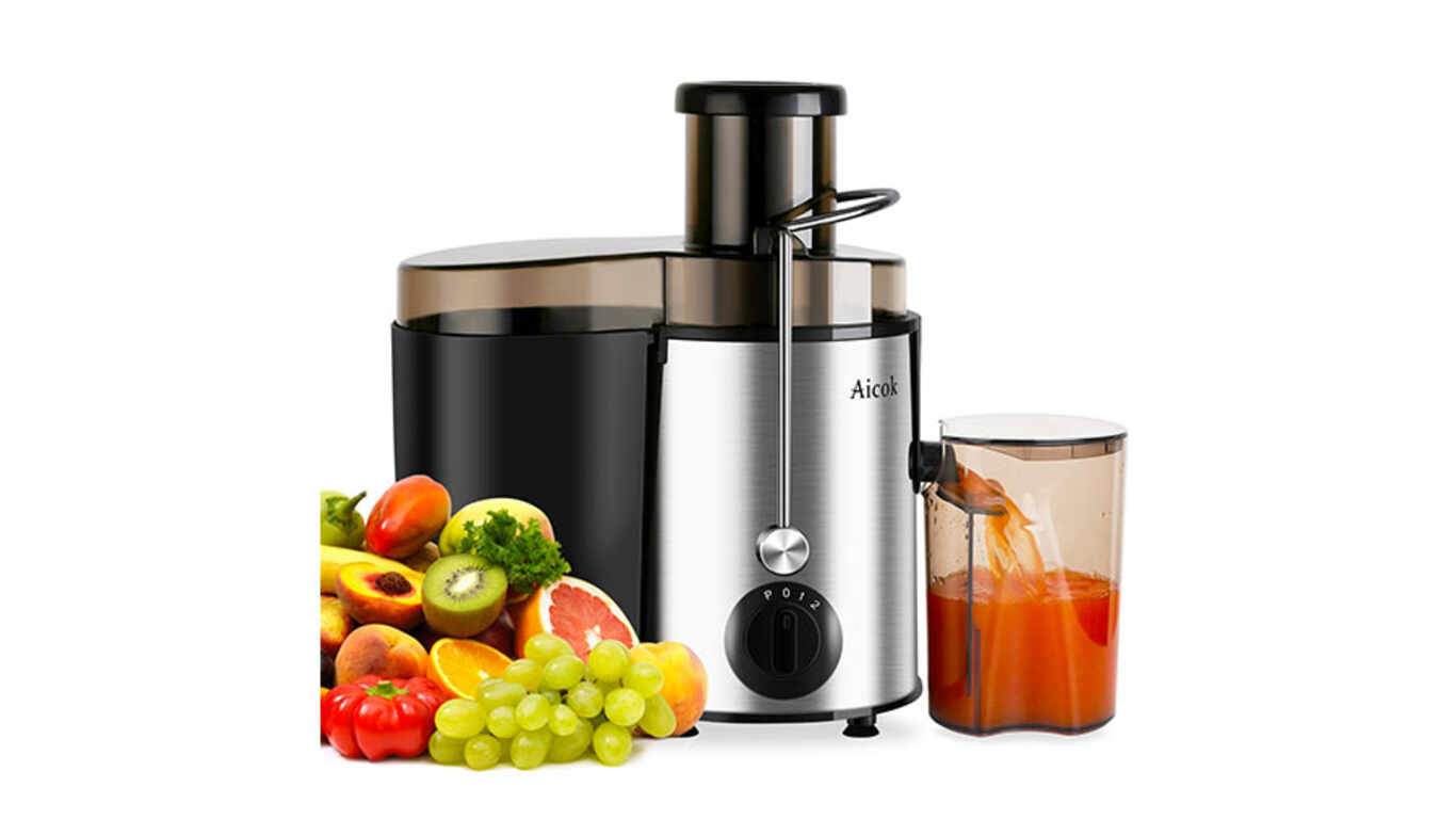 Centrifugeuse Aicok Juice Fontain Fruits et Légumes Juicer001 pas cher