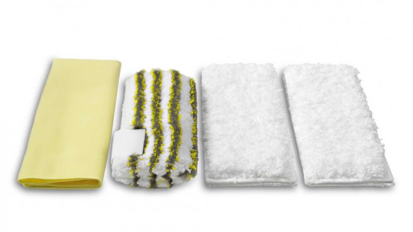 Test et avis set de nettoyage pour nettoyeur vapeur - Nettoyeur vapeur salle de bain ...