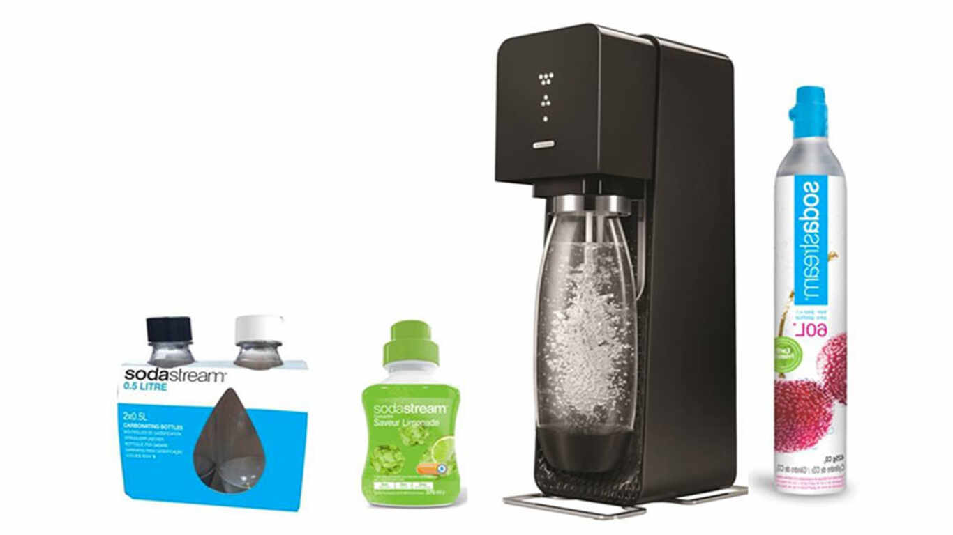 tests et avis sodastream et prix sodastream pas cher. Black Bedroom Furniture Sets. Home Design Ideas