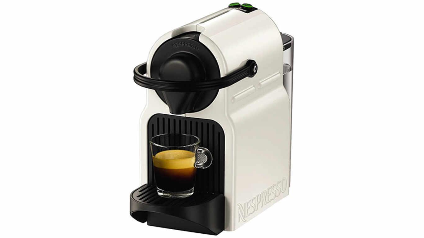 test et avis machine caf krups nespresso inissia habitat. Black Bedroom Furniture Sets. Home Design Ideas