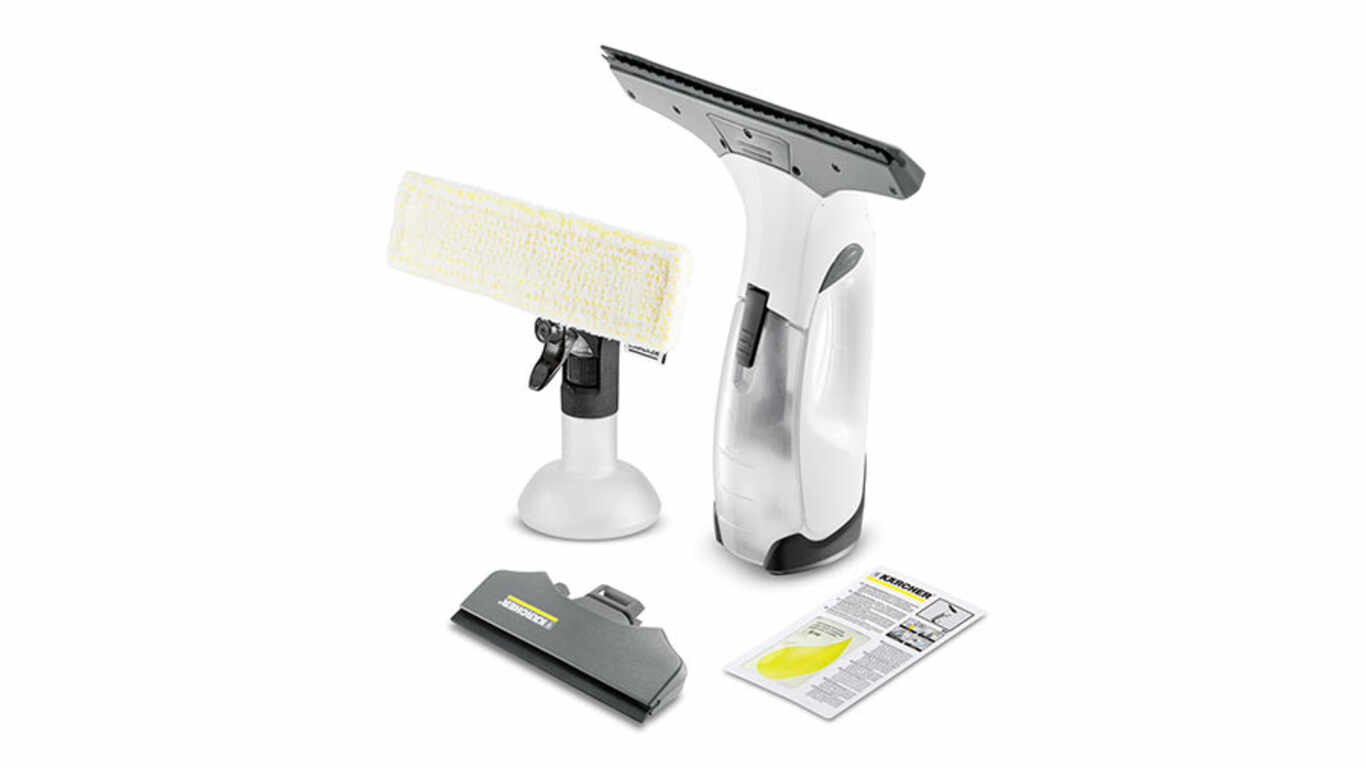 Nettoyeur de vitre Karcher WV2 premium blanc