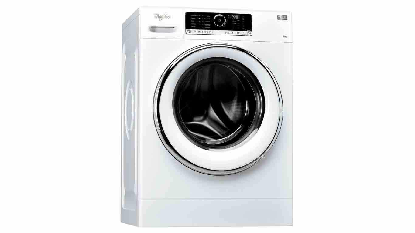 FSCR 80421 Whirlpool Machine à laver