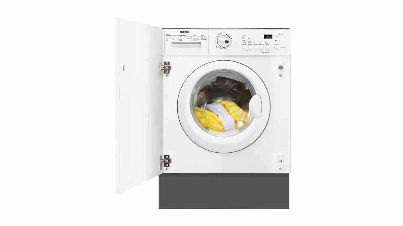 Zanussi zwi71 211wa Machine à laver