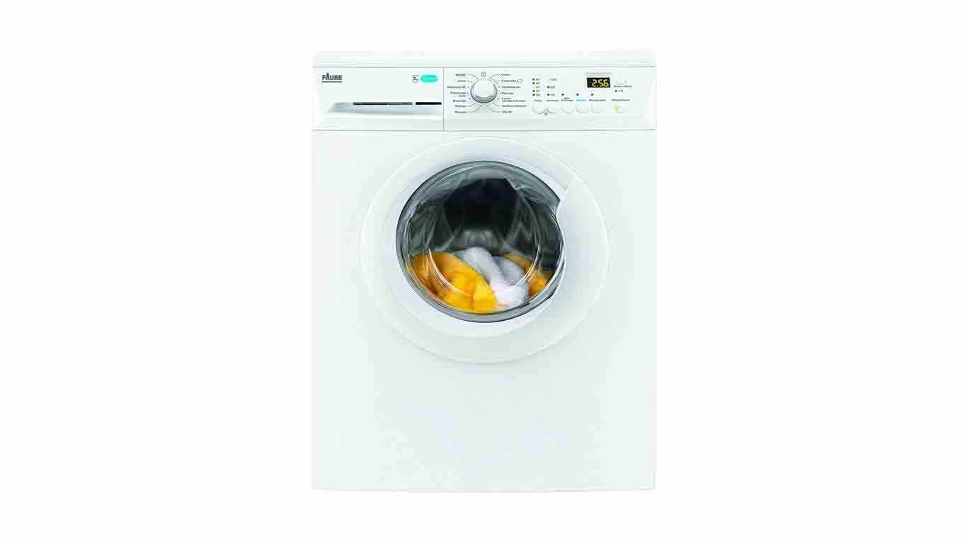 Faure FWF7125PW  Machine à laver