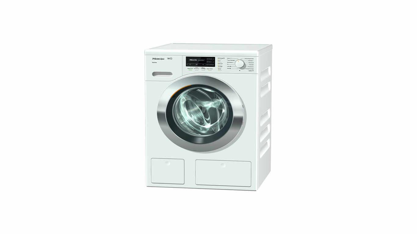 Miele WKG 120 Machine à laver