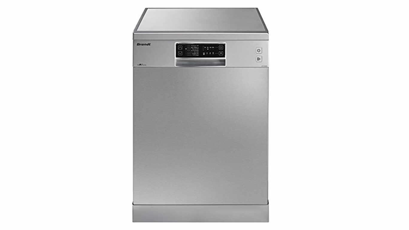 Brandt DFH13526X lave vaisselle