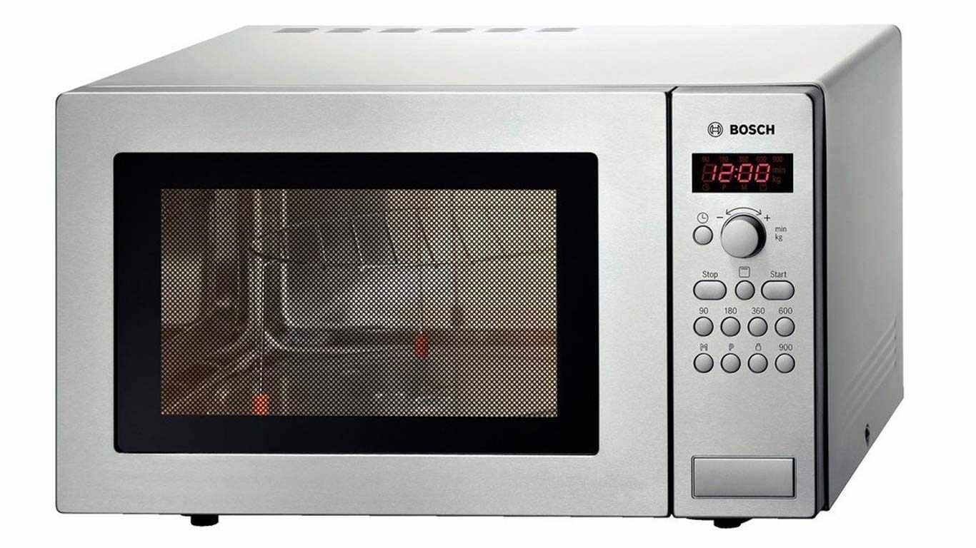 Bosch HMT84G451- Four à micro-ondes- Fonction grill - 1450 W pas cher